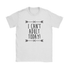 Image of I Can't Adult Today Women's T-Shirt and Tank