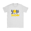 Image of You are My Sunshine Tank and Women's T-Shirt
