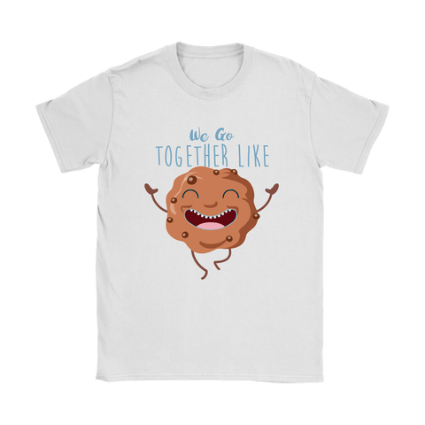 We Go Together - Cookies - Women's T-Shirt and Tank