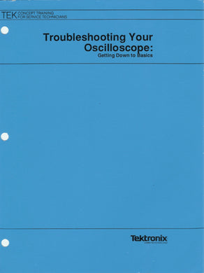 Troubleshooting Your Oscilloscope