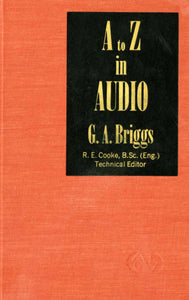 A to Z in Audio