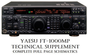 Yaesu FT-1000MP Technical Supplement