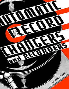 Rider's Automatic Record Changers and Recorders