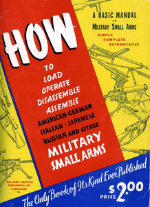 Basic Manual of Military Small Arms