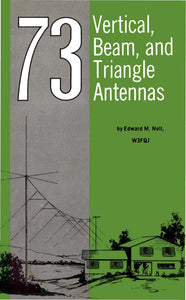 73 Vertical, Beam, and Triangle Antennas