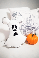 How to make a Mickey Ghost Pillow at Home