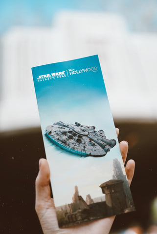 Opening Day special edition Map for Galaxy's Edge