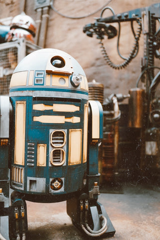 Droid's In Galaxy's Edge