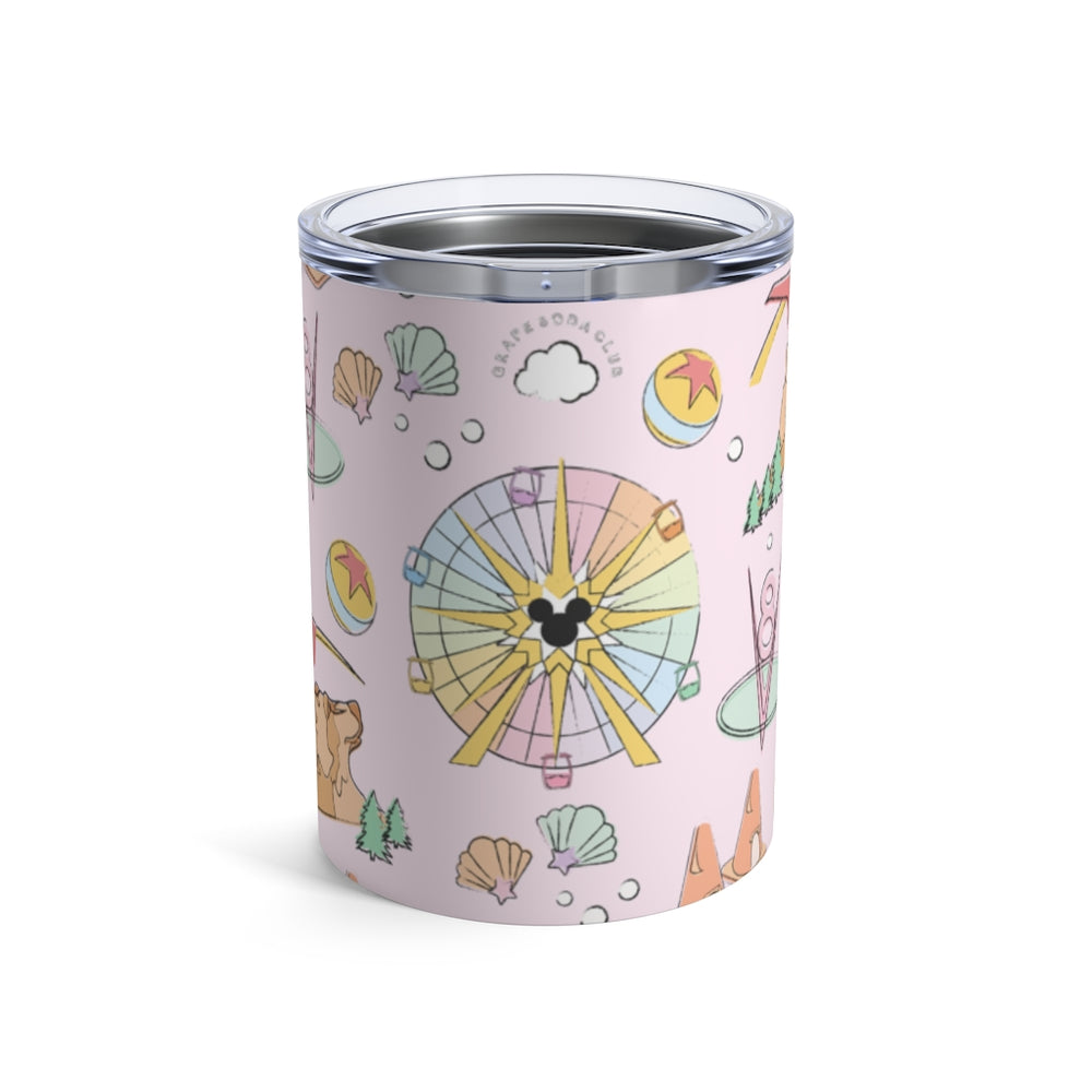 California Adventure Sketch Tumbler 10oz