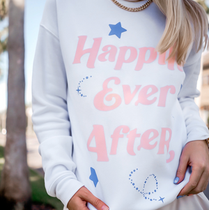 Happily Ever After Soft Sweater