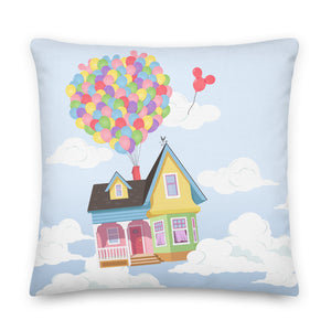 Adventure is out There Premium Pillow
