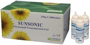 ULTRASOUND GEL- 250ml 40/Ctn