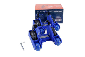 Four Wheel Easy Rollerz (Blue) Gen 2