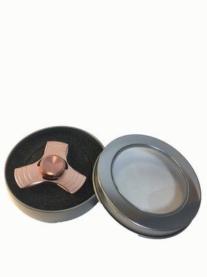 High End Aluminum Spinner