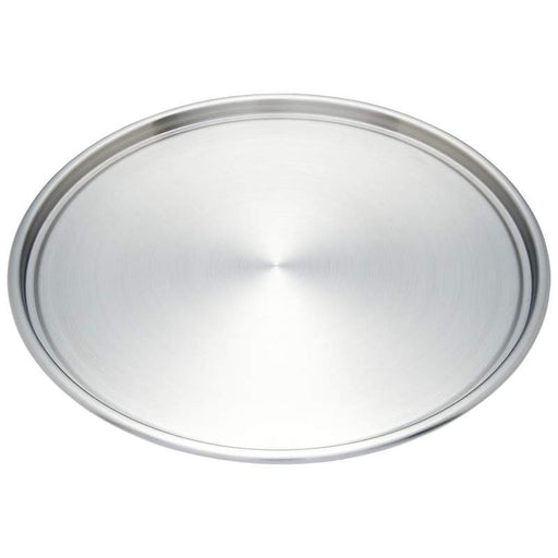 Highend Family Fun Stainless Steel Pizza Pan Limited lifetime warranty