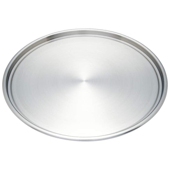 Highend Family Fun Stainless Steel Pizza Pan Limited lifetime warranty - King of Products