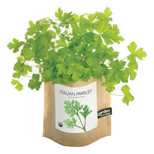Garden in a Bag | Italian Parsley