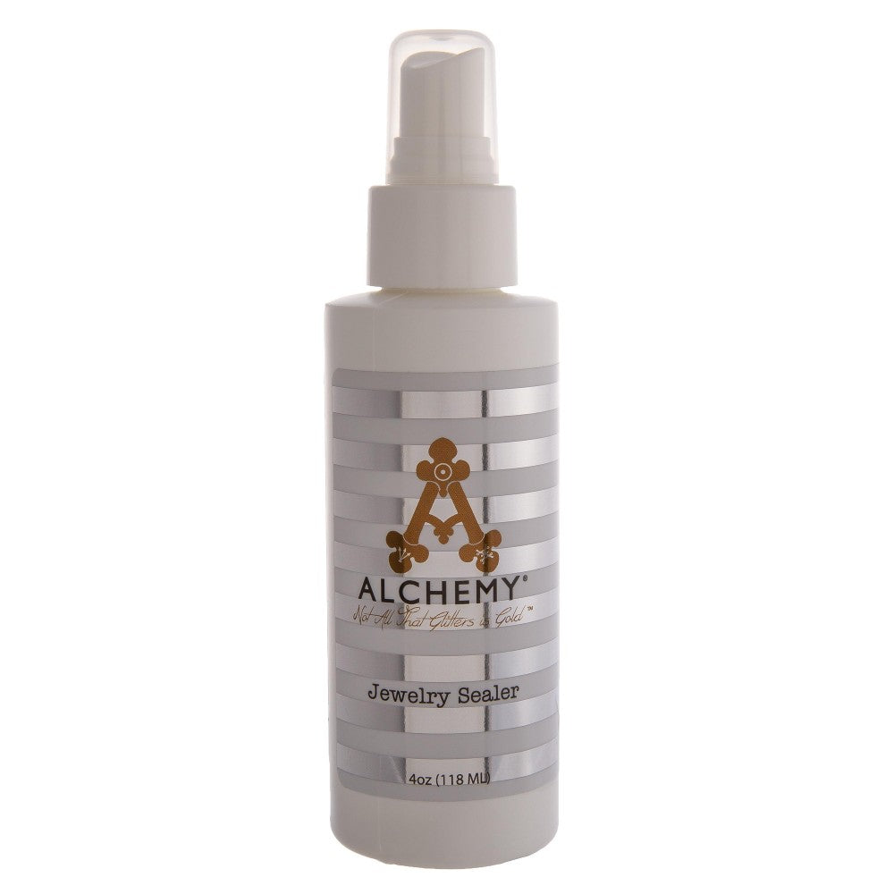 4 oz. Alchemy Jewelry Sealer Spray.