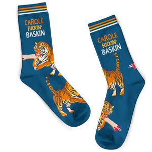 Carol Baskin Socks