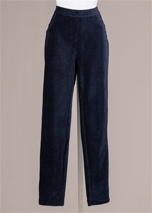 Slim Leg Corduroy Stretch Legging