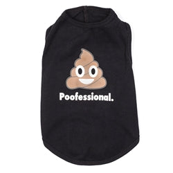 Poofessional Dog Tee