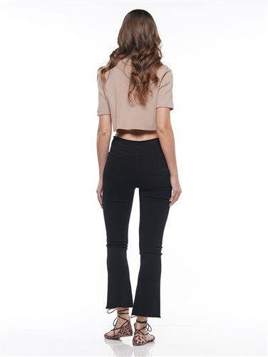 WHY - Black Denim Pant Jeans