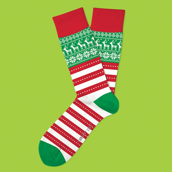 Oh So Ugly Christmas Socks