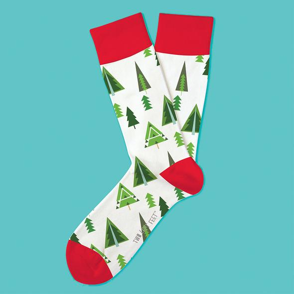 Spruce Me Up Christmas Socks