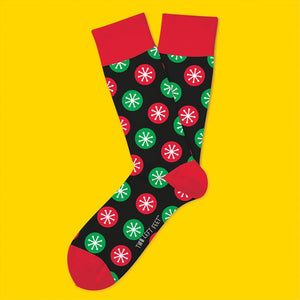 Starlight Christmas Socks