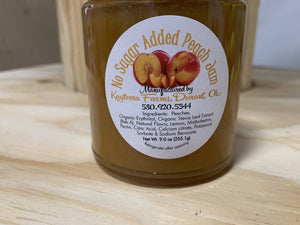9.5 oz Sugar Free Peach Jam