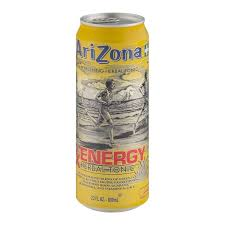 ARIZONA RX ENERGY HERBAL TONIC CAN