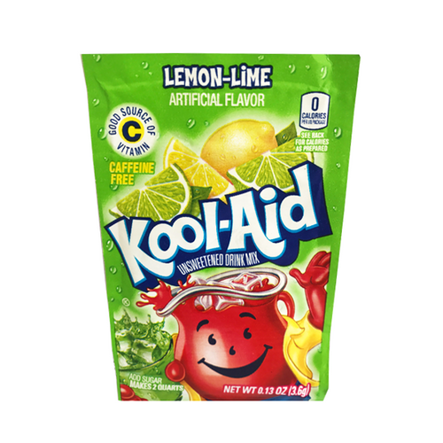 KOOL-AID SACHET LEMON-LIME