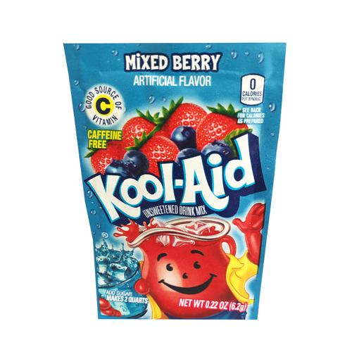 KOOL-AID SACHET MIXED BERRY