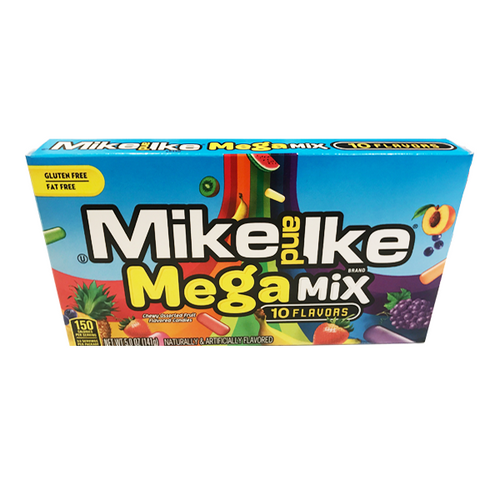 MIKE AND IKE MEGA MIX THEATRE BOX