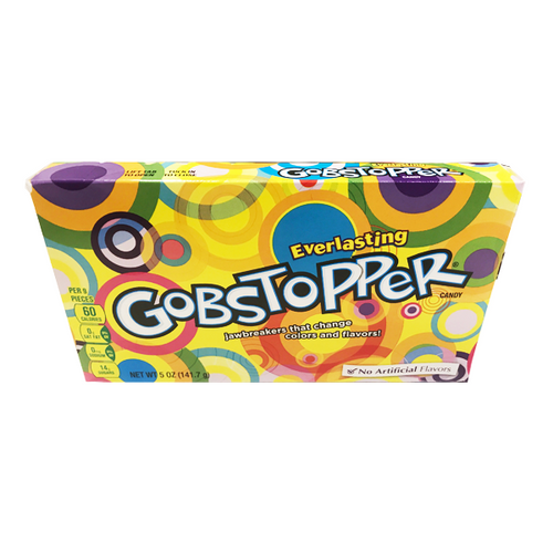WONKA EVERLASTING GOBSTOPPERS THEATRE BOX