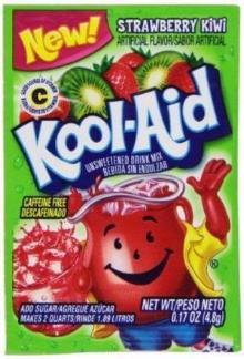 KOOL-AID SACHET STRAWBERRY-KIWI