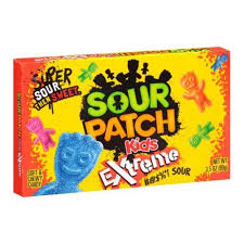 SOUR PATCH KIDS THEATRE BOX