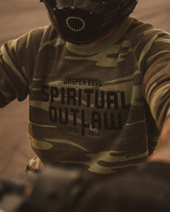 Spiritual Outlaw Pullover