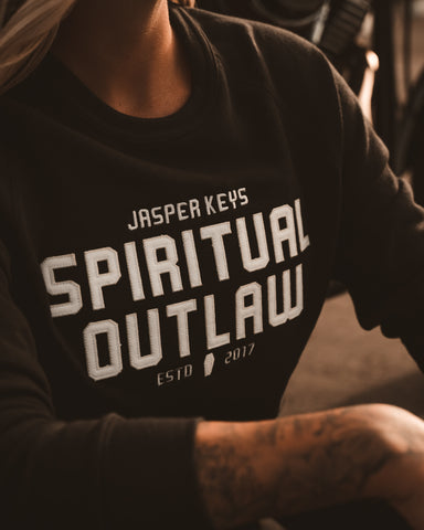 Spiritual Outlaw Women's Pullover
