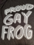 Proud Gay Frog T-Shirt