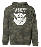 Future is FEMA! Hooded Sweatshirt