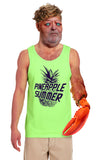 PINEAPPLE SUMMER Tank Top!