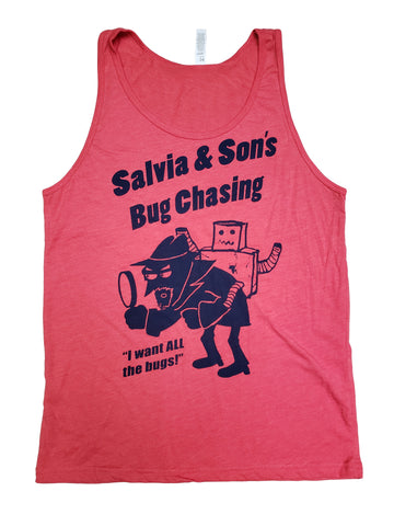 Salvia & Son's Bug Chasing TANK TOP