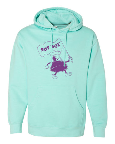Soy Boy HOODED SWEATSHIRT