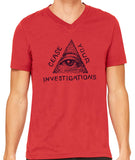 Cease Your Investigations: Secret Illuminati T-SHIRT