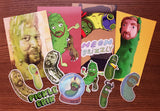 Pickle Sticker Pack