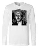 The Amazing Salvio Long Sleeve Crewneck T-Shirt