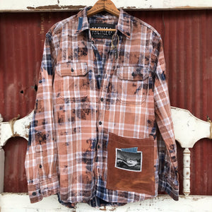 Pecan Tree Flannel