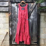 Milk Truck Ruby Dress Maxi
