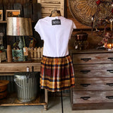Plaid Flannel Atlanta Dairies Sierra Mini